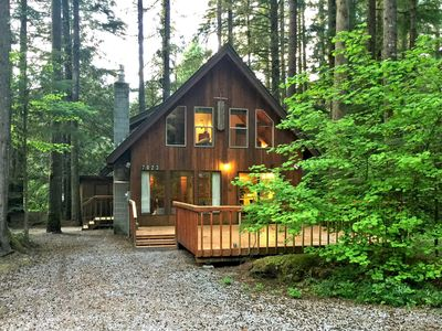 Photo for 3BR Cabin Vacation Rental in Deming, Washington