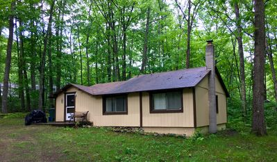 Photo for HIGGINS LAKE COZY COTTAGE RENTAL