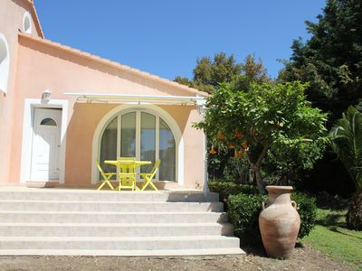 Photo for Located in SOUTH Bastia near the city, 2 km from the sea and mountain view.