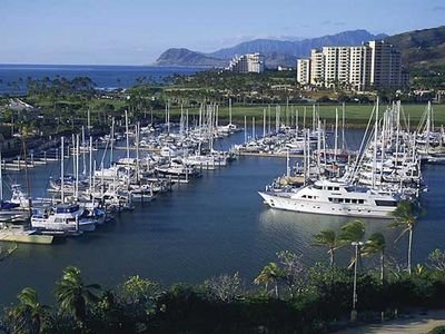 Photo for Marriott's KoOlina Beach Club,  beautifully appointed studio with kitchenette.