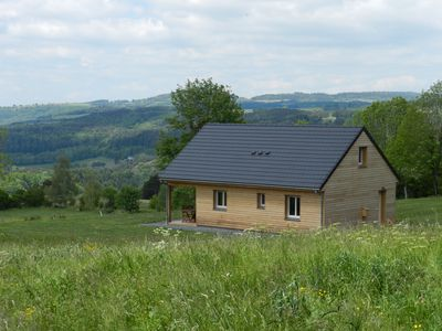Photo for Cottage near the lake Garabit Granval