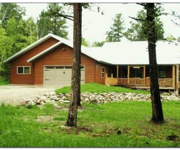 Photo for This newly built, secluded home, located south on Highway 385!