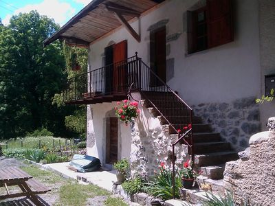 Photo for GÎTE DU HAUT CHERAN whole house with garden and parking
