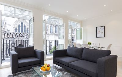 Photo for Covent Garden 3BR with Balcony and Amazing City Views