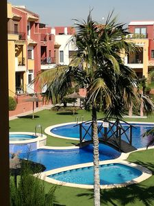 Photo for COSTA BLANCA - Appart Royal Park with spa & indoor and outdoor pools
