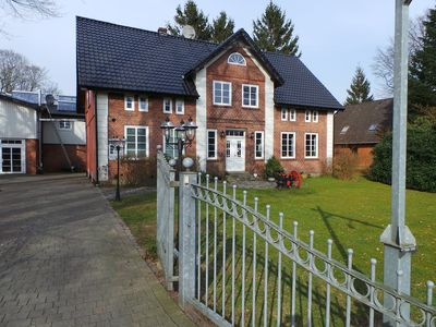 Photo for Holiday home for 1-7 pers. + Dog near the Kiel Canal, accessibility & Sauna
