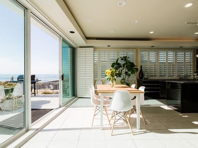 Photo for White House Modern Oceanfront Surf and Beach Escape