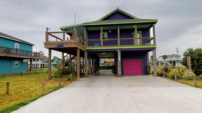 Photo for Affordable cabin with direct beach access - Generals Quarters
