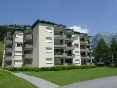 Photo for Apartment Alpenstrasse 2 in Engelberg - 5 persons, 1 bedrooms