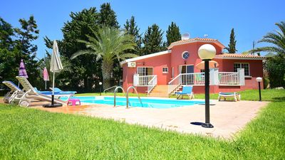 Photo for Three Bedroom Bungalow Villa With Private Pool & Sea Views