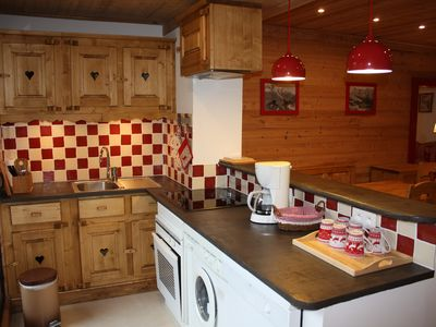 Photo for 4-star apartment in the heart of the Aravis and La Clusaz between Megève