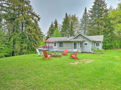 Photo for NEW! Charming Wilmington Cabin, 8 Mi. to Mt Snow!