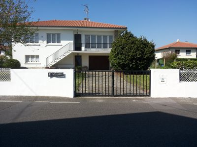 Photo for Seasonal rental of a villa in ANGLET