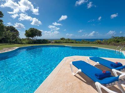 Photo for San Flamingo is a charming five bedroom villa located in Polo Ridge Barbados - Enquire for best rate