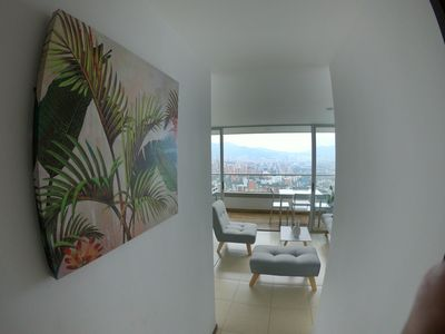 Photo for Awesome views from 15th floor in poblado