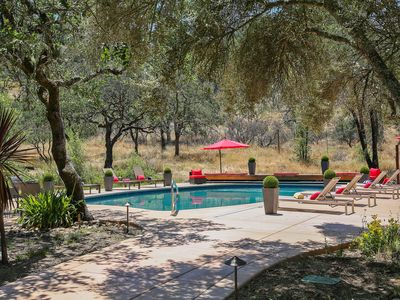 Photo for Exclusive Sonoma Wine Country Getaway Estate