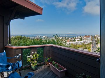 Two-Story, Custom House With Spectacular Views, Quiet, Sunny Location