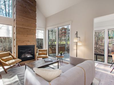 Photo for <200 Yds to Lifts, Perfect 2BR + Loft Condo, Full Kitchen and W/D