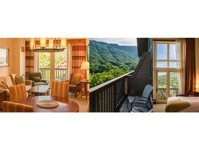 Photo for #1537A | 2bdrm | STARR | 5th Floor Full Mount Mansfield Views