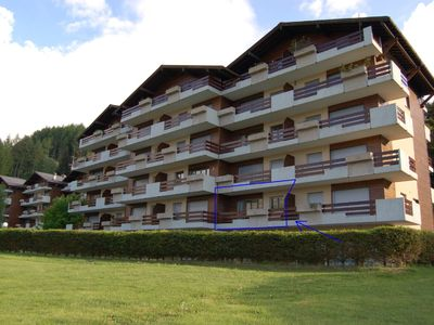Photo for Holiday apartment close to the gondola station w. high-value equipment