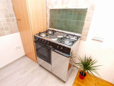 Photo for Apartment for 3 persons with 2 extra beds (ID 14609)