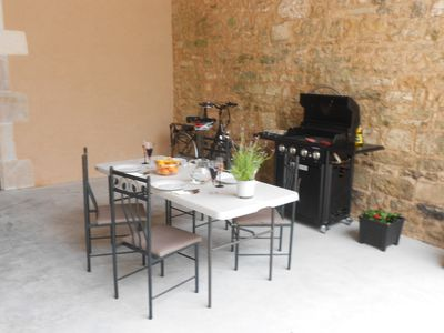 Summer Terrace and BBQ