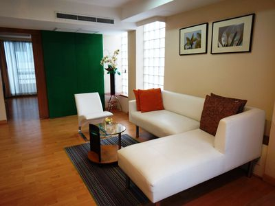 Photo for 1BR Apartment Vacation Rental in Bangkok, Bangkok