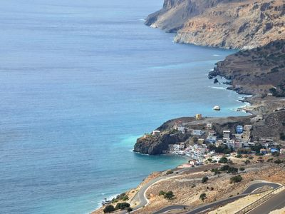 Photo for Away from it all! A hidden paradise in Southern Crete