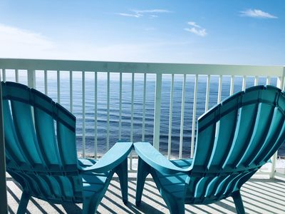 Photo for NEW LISTING Bliss By the Sea, 3 br 3 ba Direct Oceanfront Condo