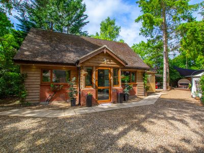 Photo for Pine Lodge Cottage - One Bedroom House, Sleeps 2