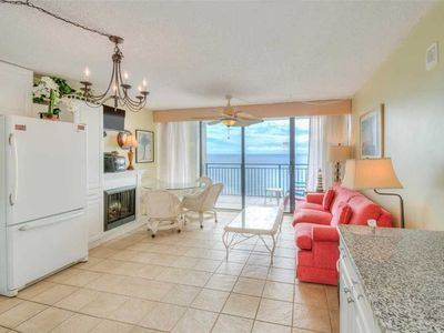 Photo for REMODELED! Direct Ocean Front View! Indoor/Outdoor Pool!