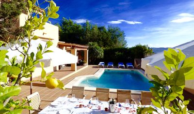 Photo for 7BR Villa Vacation Rental in ibiza, balears