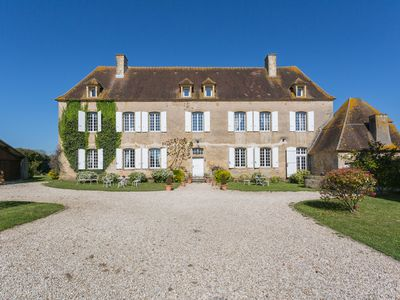 Photo for 9BR Villa Vacation Rental in Magny-Cours, Nièvre
