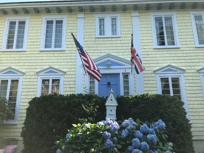 Photo for Charming 1919 Newport RI Townhouse - 30 day min. rental - Newport regulations