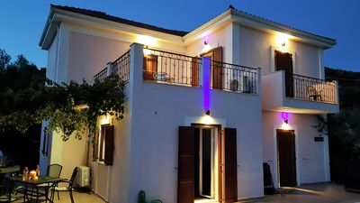 Photo for Luxury Villa with Private Pool & Parking near Lixouri Kefalonia.