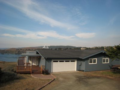 Photo for Mendocino Ocean-Front House , Gorgeous white water views,  3 bedroom, 2 bath,