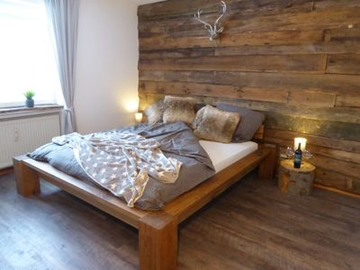 Photo for 5 star apartment in Alpine Chalet style for 4 persons +, fully renovated in 2018.