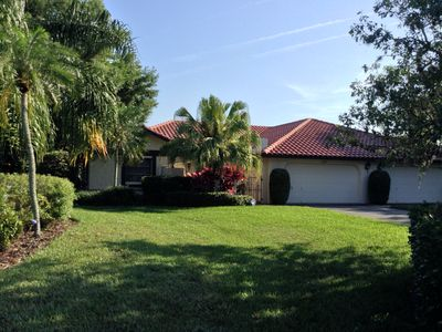 Photo for Newly refurbished spacious villa in Golf Pointe at Palm Aire, Sarasota