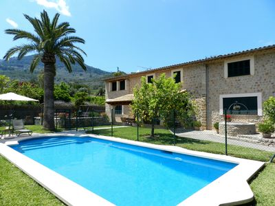 Photo for 3BR Chateau / Country House Vacation Rental in Soller