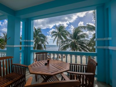 Photo for 3 Bedroom Beachfront Condo - Fully Equipped - Sunset Beach Resort - B2
