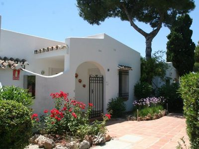 Photo for Miraflores spacious garden house Mijas near beach IR33