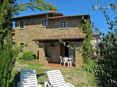 Photo for Vacation home Casa Claudia  in Monte San Savino (AR), Arezzo and surroundings - 6 persons, 2 bedrooms