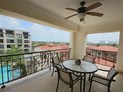 Photo for Spacious and Modern Condo, Indulge in Aruba's Scenery from your large balcony, Great for Families
