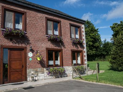 Photo for Rental Ardennes between Durbuy and La Roche (14 persons)