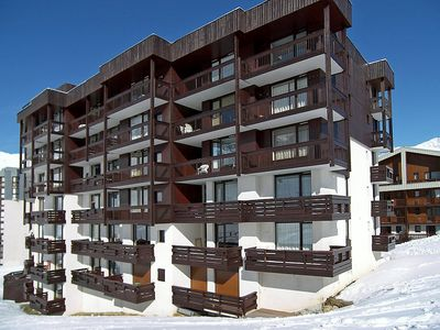 Photo for Apartment 727 m from the center of Tignes with Internet, Lift, Balcony (296685)