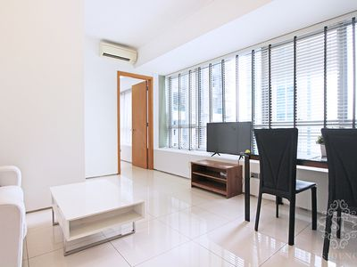 Photo for Comfy 1BR in CBD area