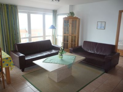 Photo for 'KK17' apartment in KUZ north beach, Second Floor, gr. Balcony, 300m to the North Sea