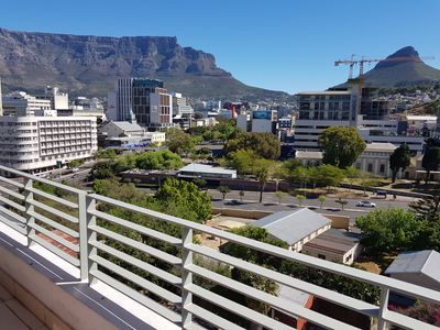 Photo for Panoramic Table Mountain view situated in Historic De Warterkant, Cape Town.