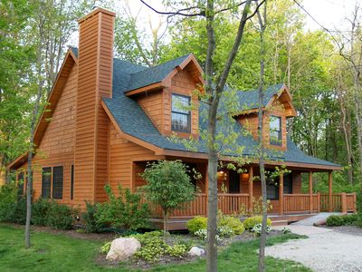 Photo for 3BR Cabin Vacation Rental in Saugatuck, Michigan