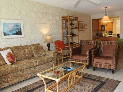Photo for KAN205 - Maui Ocean View Condo Retreat in Beach Front Resort—Fabulous Views, 2 BR/2 BA